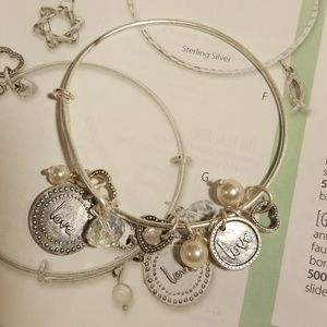 Premier Designs SENTIMENTAL Bracelet NWT